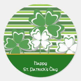 Happy St. Patrick's Day Sticker