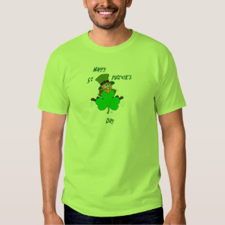 Happy St Patrick's Day T-shirts