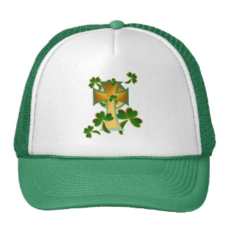 Happy St. Patrick's Day to you! Cap