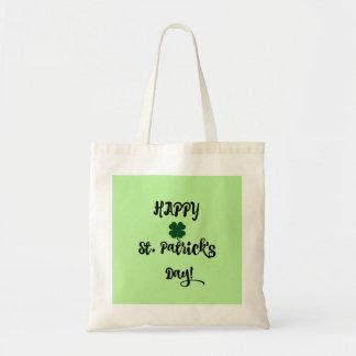 Happy St. Patrick's Day! Tote Bag