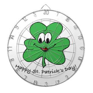 Happy St Patricks s day Dartboards