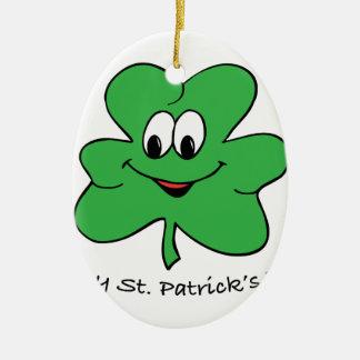 Happy St Patricks s day Ornaments