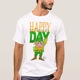 Happy St.Patrict's day. T-Shirt