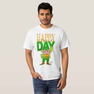 Happy St.Patrict's day, t-shirt. T-Shirt