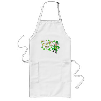 Happy St Patty s Day Aprons