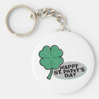 Happy St Patty s Day Keychains