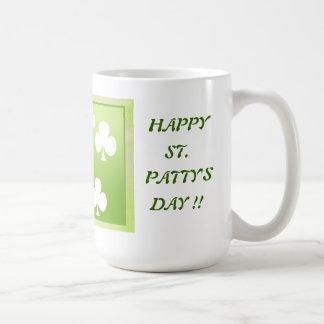 Happy St Patty s Day Mug