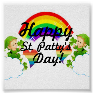 Happy St Patty s Day Posters