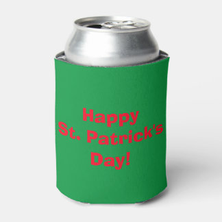 Happy St. Patty's Day 4Polly Can Cooler