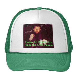 Happy St. Patty's Day From The... Cap