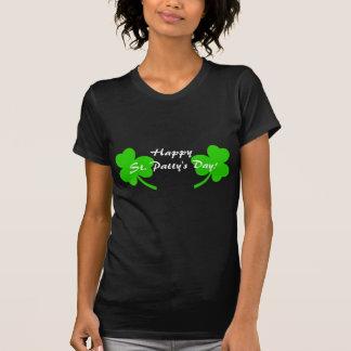 Happy St. Patty's Day! Shamrocks T- Shirt