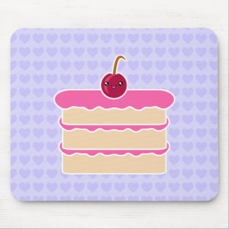 Happy Stacks Kawaii Cake Mousepad