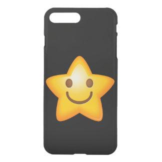Happy Star Emoji iPhone 8 Plus/7 Plus Case