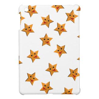 Happy stars case for the iPad mini