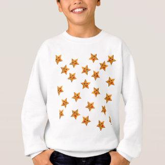 Happy stars sweatshirt