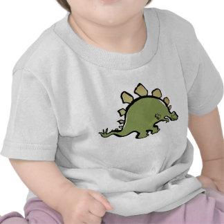 happy stegosaur tees