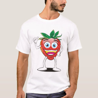 Happy Strawberry T-Shirt