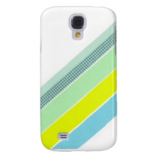 Happy Stripes Samsung Galaxy S4 Covers