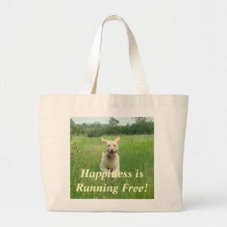 Happy Summer Dog Tote