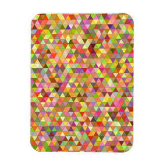 Happy summer triangles magnet