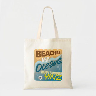 Happy Summer, Yinz! Tote Design