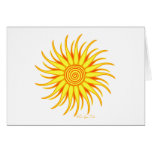 Happy Sun Cards