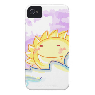 Happy sunrise smiles BlackBerry Bold Case