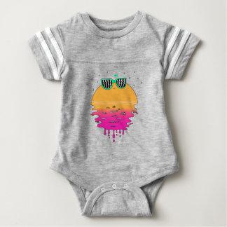 Happy Sunset Baby Bodysuit