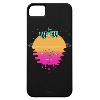 Happy Sunset Case For The iPhone 5
