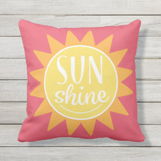 Happy Sunshine | Cushion