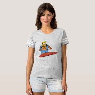 Happy Surfer T-Shirt