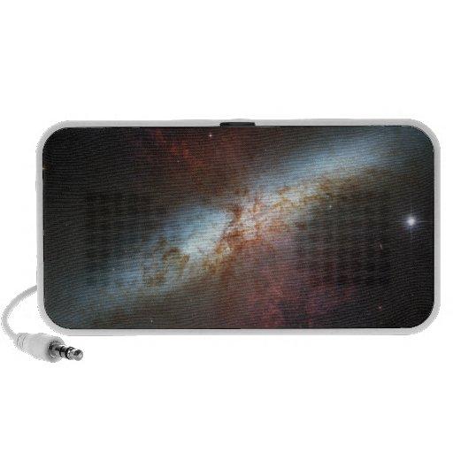 Happy Sweet Sixteen, Hubble Telescope! - Starburst Portable Speakers