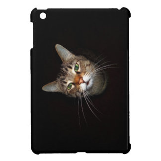 Happy Tabby Wiskers Case For The iPad Mini