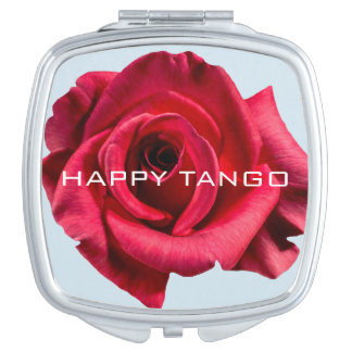 HAPPY TANGO Trinket Mirror Makeup Mirror