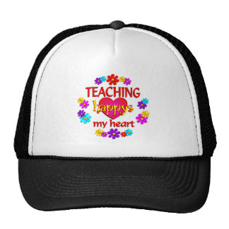 Happy Teaching Hat