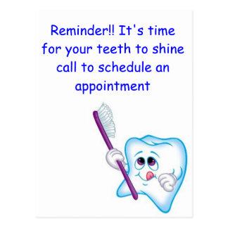 Happy Teeth Post Cards