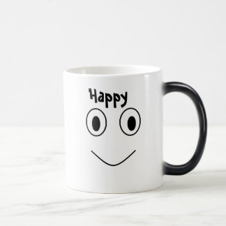 Happy Temperature Changing Mug