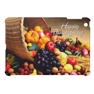 Happy Thanksgiving 12 iPad Mini Case
