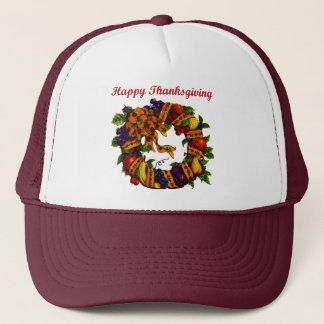 Happy Thanksgiving 1 Trucker Hat