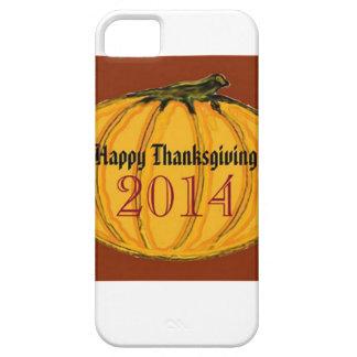 HAPPY THANKSGIVING 2014b green white jGibney The M iPhone 5 Case