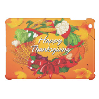 Happy Thanksgiving 6 Speck Case iPad Mini Case