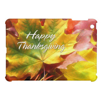 Happy Thanksgiving 7 Speck Case iPad Mini Covers