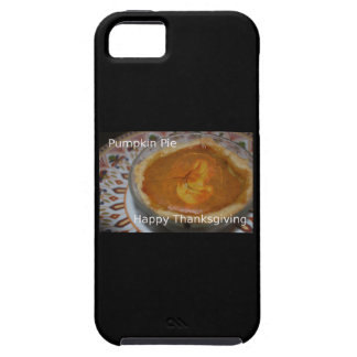 Happy Thanksgiving And Pumpkin Pie Case For The iPhone 5