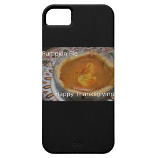 Happy Thanksgiving And Pumpkin Pie iPhone 5 Cover