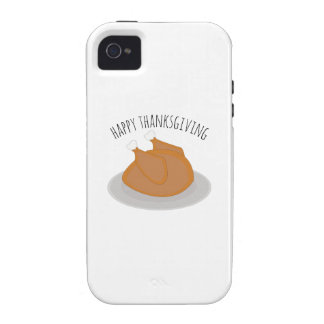 Happy Thanksgiving iPhone 4 Case