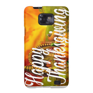 Happy Thanksgiving Galaxy S2 Cases