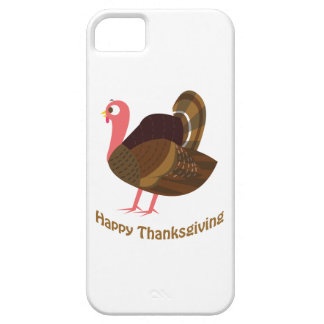 Happy Thanksgiving Cute Turkey Case For iPhone 5/5S