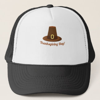 Happy Thanksgiving Day Hat Design