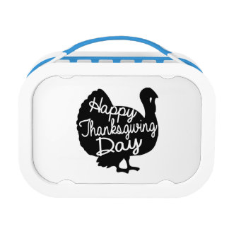Happy Thanksgiving Day Lunch Box