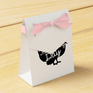 Happy Thanksgiving Day Party Favour Boxes